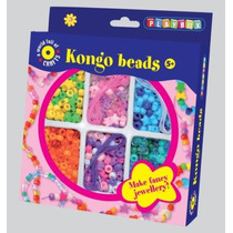Kit Craft - Playbox Set Kongo Cuentas De Arte Y Oficios