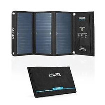 21w 2 Puertos Usb Cargador Solar [anker Powerport Solar] Par