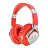 Audífonos Motorola Pulse Max Rojo