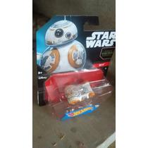 Hotwheels Star Wars The Force Awakens Bb-8