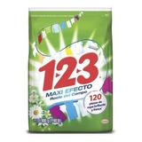 Detergente En Polvo 123 Rocío Del Campo 900 Gr