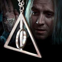 Collar Reliquias De La Muerte De Harry Potter. Mayoreo