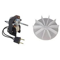 Universal Baño Ventilador De Repuesto Kit De Motor Eléctrico