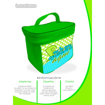 Dulcero Lonchera Personalizada