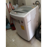 Lavadora Automatica Lg Wt18ws 18kg Blanca