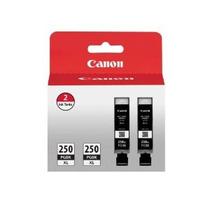 Canon Pgi-250xl Negro Doble Value Pack