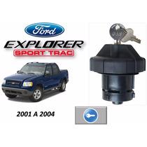 01-04 Ford Explorer Sport Trac Tapon De Gasolina Con Llaves