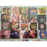 Colección Fighting Sega Dreamcast, Ninguno Por Separado.
