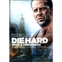 Dvd Duro De Matar 3 ( Die Hard With A Vengeance ) 1995 - Joh