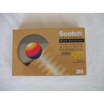 Audio Cassette Scotch Xsii-s 90 Minutos High Bias Cro2