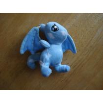 Neopets Figura Dragon Peluche Mide 10 Cms