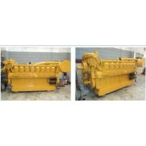 Genset | Generador Caterpillar 3516 C/radiador Abierto | Neg