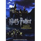 Coleccion Completa Harry Potter 1-8 Fhd