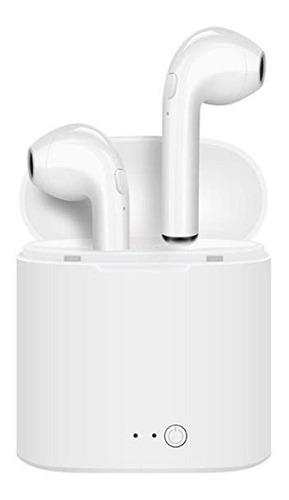 Audífonos Bluetooth Inalámbricos Estereo AirPods + Estuche