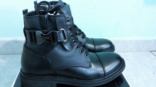 d2bcd4fb Botas Guess Gm Rand Black Sky - $ 2750 en Melinterest