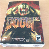 Videojuego Doom 3 Computadora Pc