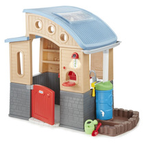 Casa Infantil De Juegos Ecologica Little Tikes