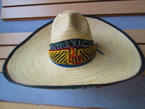 50 Sombrero Charro Caporal Talla Niño Escaramuza Chapeton 693073dca20