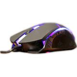 Mouse Gamer Eagle Warrior G13 Retroiluminado 2400dpi