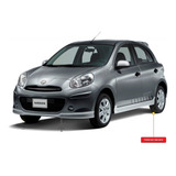 Spoilers Estribos Laterales Nissan March