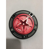Tapon De Gasolina Cx Racing Tarazon Rojo Yamaha R1 R6 !