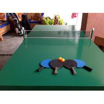 Mesa De Ping Pong Toluca/metepec 2.44m X 1.44m