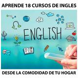 Aprende 18 Cursos De Ingles, Apartir De Ahora