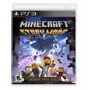 Minecraft Story Mode Playstation 3 Ps3 Standard Edition
