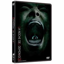 La Noche Del Demonio 3 Tres Insidius , Pelicula En Dvd