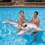 Flotador Intex Bebés Niños Delfin Chico 175* 66 Cm