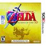 La Leyenda De Zelda Ocarina Of Time 3d Nintendo 3ds