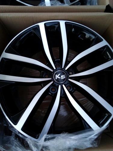 Rines 18 5,114 Mazda,kia,honda,hyundai,mustang. Set De 4!! Foto 1