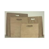 Bolsa Papel Craft Regalo,dulces,emp..19x12x28 Cm De Alto $7