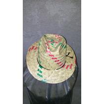 Sombrero De Palma Tipo Cubano .pachuco ,fedora .yucateco