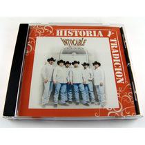 Intocable / Historia Y Tradicion Cd Video Emi Televisa 2007