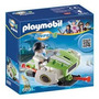 Playmobil 6691 Super 4 Turbo Sky Jet Con Espia Agentes Js