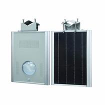 Lampara Solar Led 20w Alumbrado Publico Automática 3 En 1