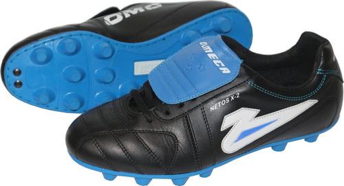 Zapatos Futbol Soccer Olmeca Netos En Piel mf 5893c99b98405