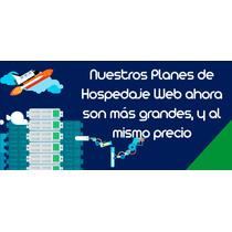 Hospedaje Web Y Dominios Web Tecnologías México S.a De C.v