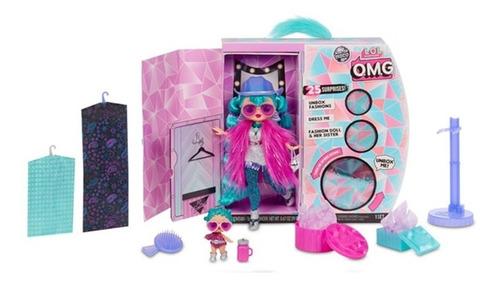 L.o.l. Surprise Omg Holiday  Cosmic Nova Con Cosmic Queen