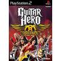 Guitar Hero Aerosmith Ps2 Nuevo Citygame Ei