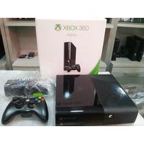 Xbox 360 Modelo Super E,kinect,2 Juegos.