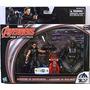 Marvel Avengers Pack 2 Figuras Hawkeye & Falcon Hasbro