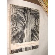 Libro Architectura In Nuce , Una Definicion De Arquitectura
