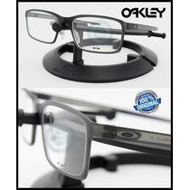 Armazon Oftalmico Oakley Milestone Ox8038-0252 Sa Black Ink