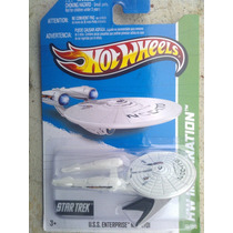 Hot Wheels Nave Star Trek Enterprise Ncc-1701 Claritoys