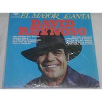 Lp De David Reynoso:el Mayor Canta ((monoaural) 1967