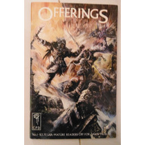 Comic Cfd Offerings #1 By Richard Kane Ferguson 1992 Usa