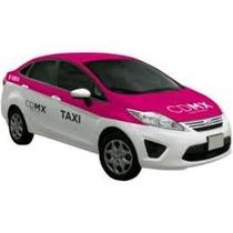 Rento Placas De Taxi Del Df 1000 Al Mes