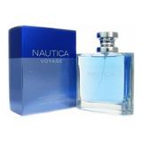 Perfume Nautica Voyage Original 100ml Eau De Toilette